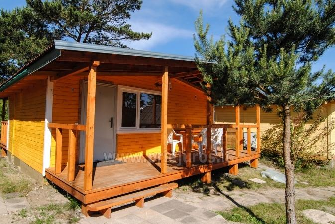 Cabins by the sea in the dunes - 15