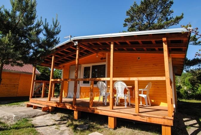 Cabins by the sea in the dunes - 16