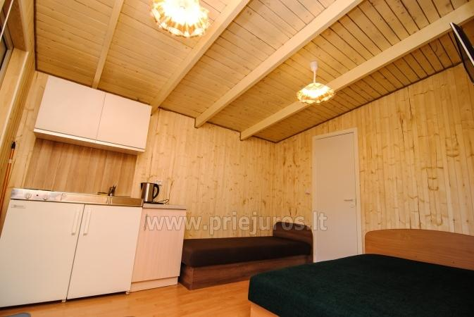 Cabins by the sea in the dunes - 18