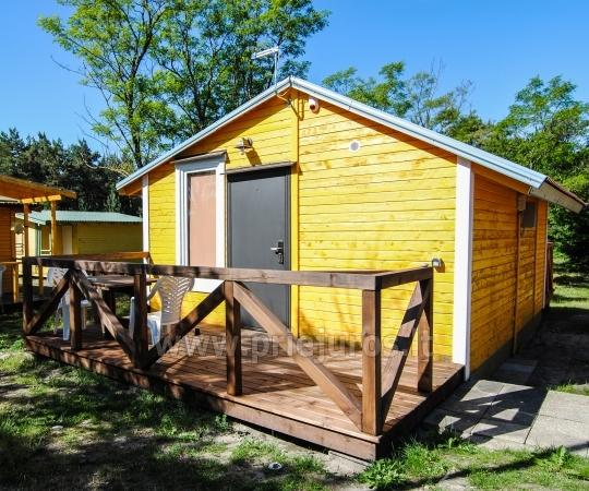 Cabins by the sea in the dunes - 23