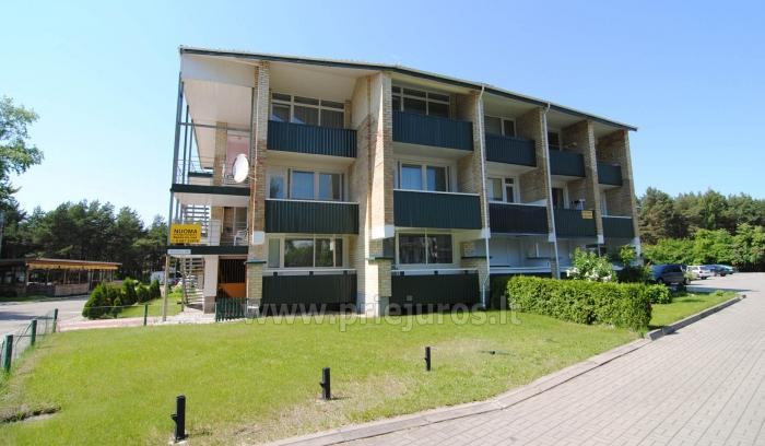 Four and six sleeping places apartments in Šventoji - just 30 meters from the sea!! - 1