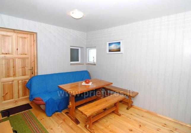 Four and six sleeping places apartments in Šventoji - just 30 meters from the sea!! - 11
