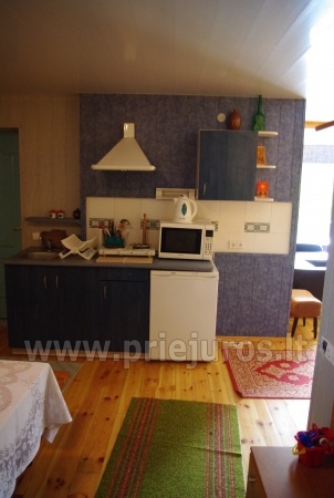 Four and six sleeping places apartments in Šventoji - just 30 meters from the sea!! - 9