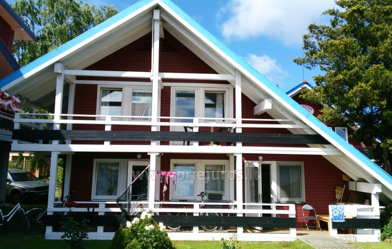 Double, triple, quadruple rooms for rent in Pervalka, Curonian spit - 1