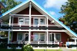 Double, triple, quadruple rooms for rent in Pervalka, Curonian spit