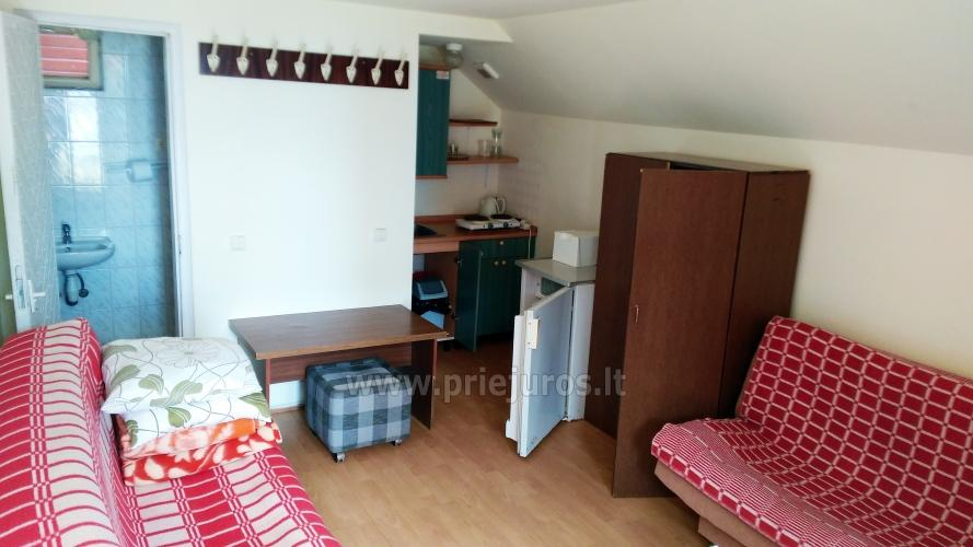 Double, triple, quadruple rooms for rent in Pervalka, Curonian spit - 3
