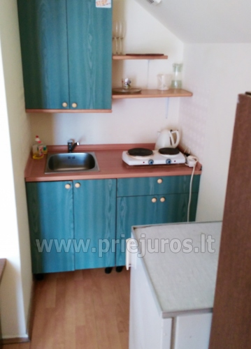 Double, triple, quadruple rooms for rent in Pervalka, Curonian spit - 5