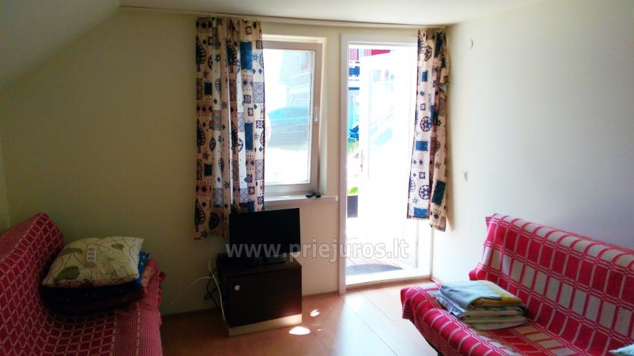 Double, triple, quadruple rooms for rent in Pervalka, Curonian spit - 6