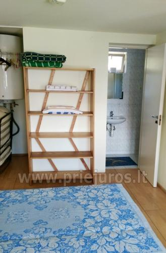Double, triple, quadruple rooms for rent in Pervalka, Curonian spit - 11