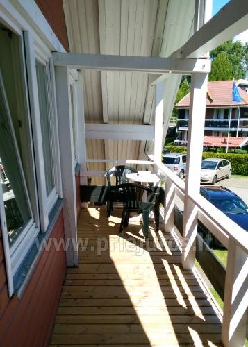 Doppel-, Dreibett- und Vierbettzimmer zu vermieten in Pervalka, Kurische Nehrung - 13