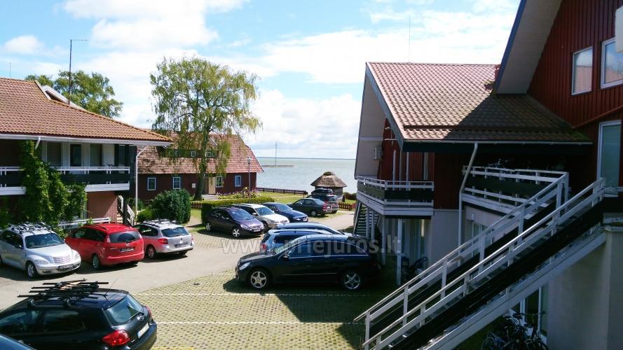 Doppel-, Dreibett- und Vierbettzimmer zu vermieten in Pervalka, Kurische Nehrung - 2