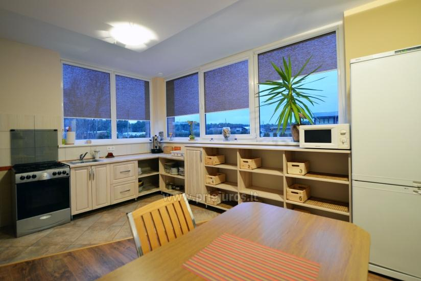 Common kitchen - dining room