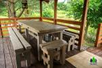 Sodyba Pušų giraitė: 6-8 žmonėms rąstinis namas su pirtimi - 11