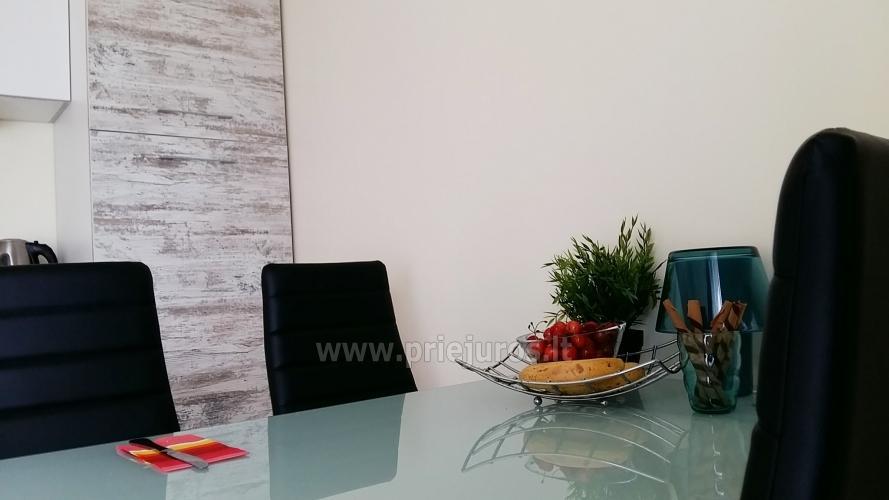 Nauji 3 kambarių apartamentai Palangoje - 3