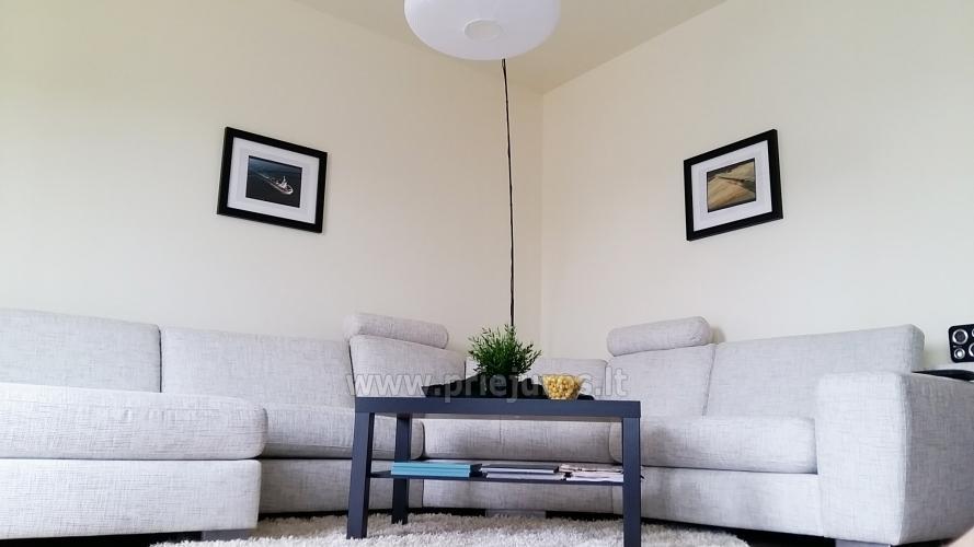 Nauji 3 kambarių apartamentai Palangoje - 5