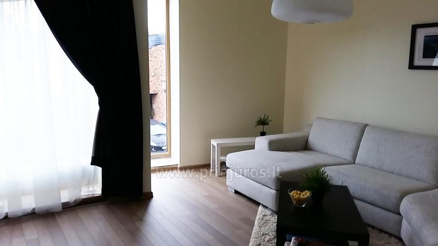 Nauji 3 kambarių apartamentai Palangoje - 6
