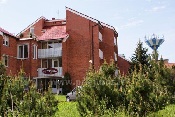 Mėguva - vila Šventojoje