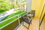 Vieno kambario butas su balkonu Juodkrantėje, Kalno gatvėje - 8