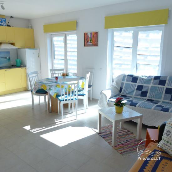 Cottage for rent (3 separate flats, up to 12 persons) 300m from the sea! - 1