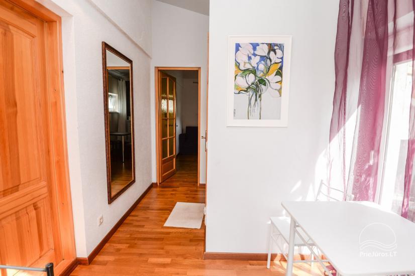 Apartamentai su terasa ir atskiru įėjimu Palangoje - 10