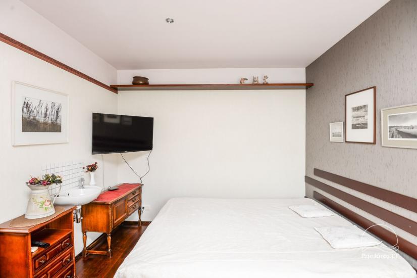 Apartamentai su terasa ir atskiru įėjimu Palangoje - 4