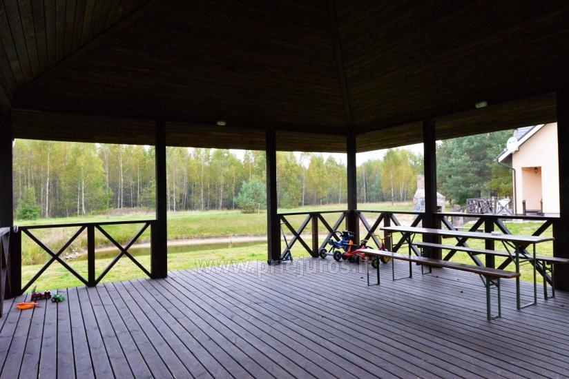 Sauna and accommodation in Klaipeda area - 6