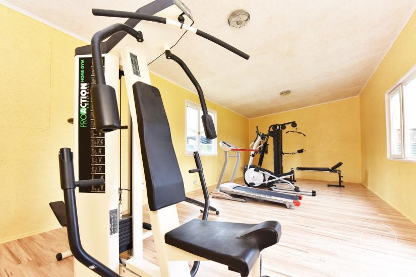IEVŲ VILLA – komfortablen Apartments und Zimmer, breiten Hof, ein beheiztes Schwimmbad - 23