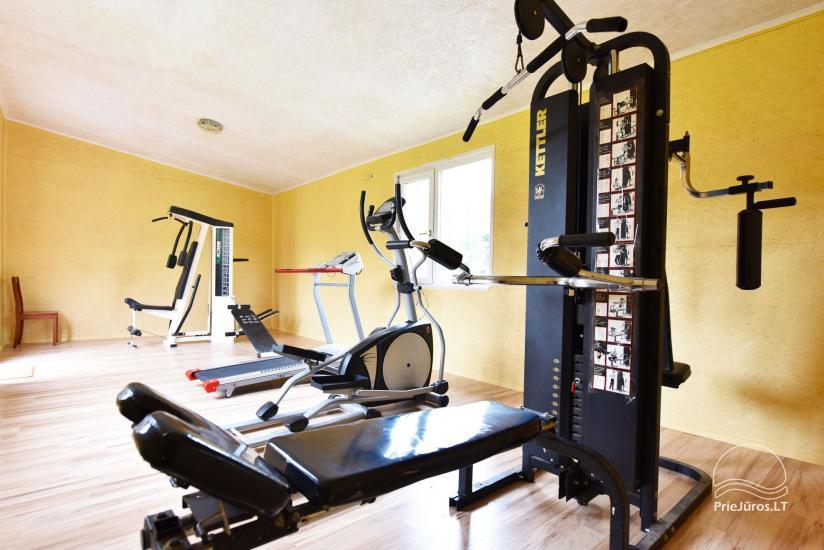 IEVŲ VILLA – komfortablen Apartments und Zimmer, breiten Hof, ein beheiztes Schwimmbad - 24