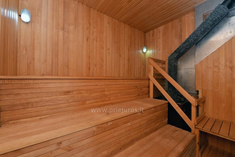 IEVŲ VILLA – komfortablen Apartments und Zimmer, breiten Hof, ein beheiztes Schwimmbad - 22