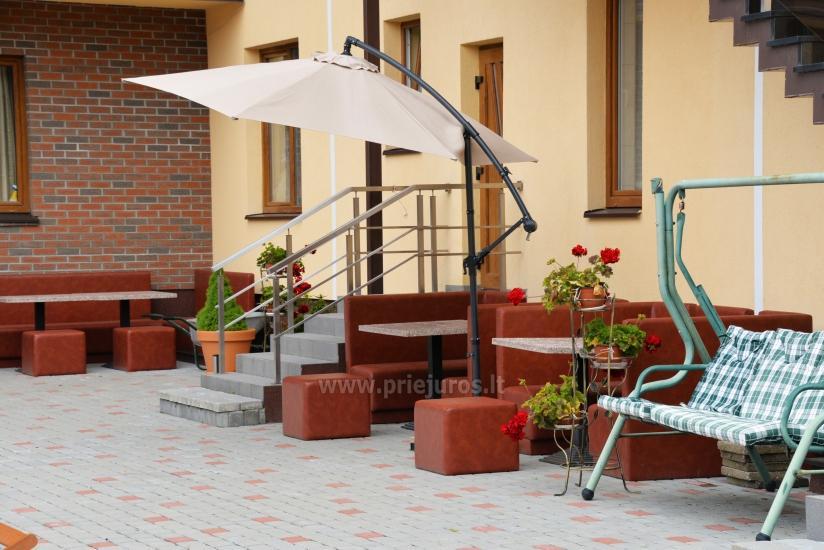IEVŲ VILLA – komfortablen Apartments und Zimmer, breiten Hof, ein beheiztes Schwimmbad - 28