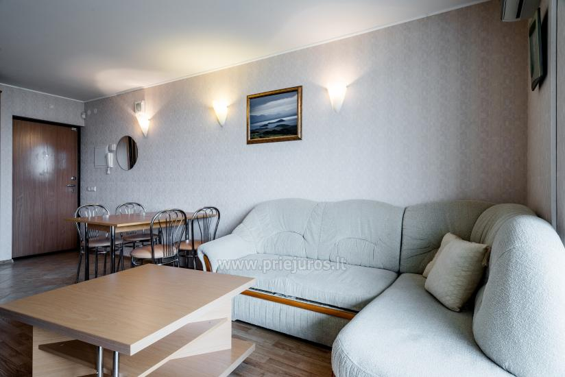 From 20 EUR! Flat in Palanga, near the park and sanatorium - 3