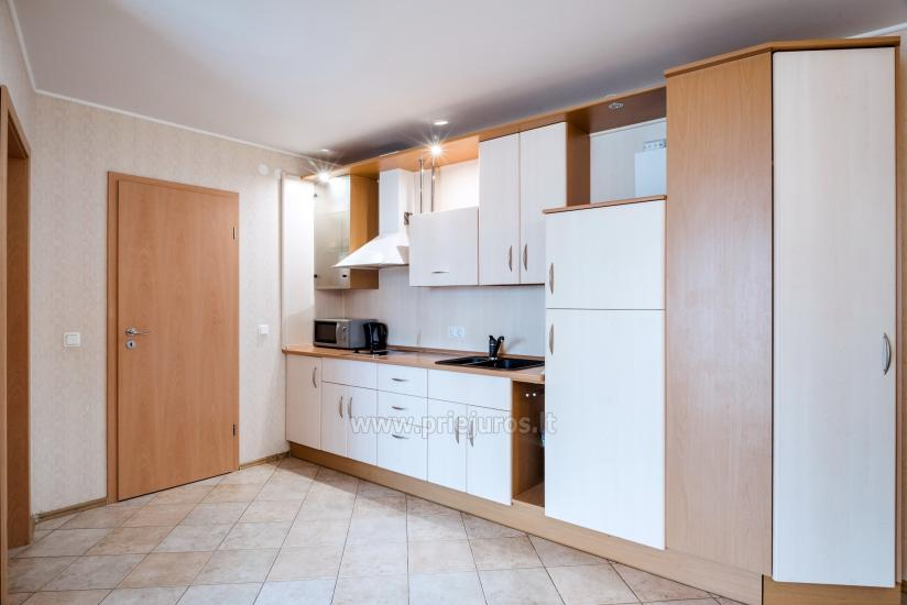 From 20 EUR! Flat in Palanga, near the park and sanatorium - 4