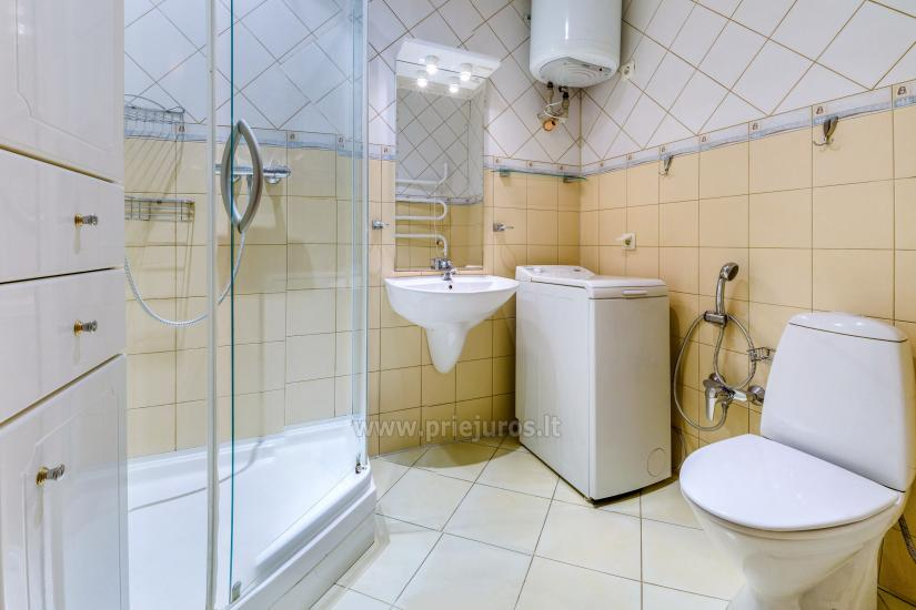 From 20 EUR! Flat in Palanga, near the park and sanatorium - 7