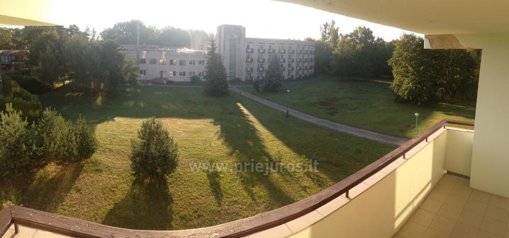From 20 EUR! Flat in Palanga, near the park and sanatorium - 8
