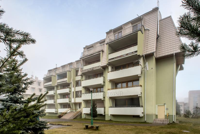 From 20 EUR! Flat in Palanga, near the park and sanatorium - 9