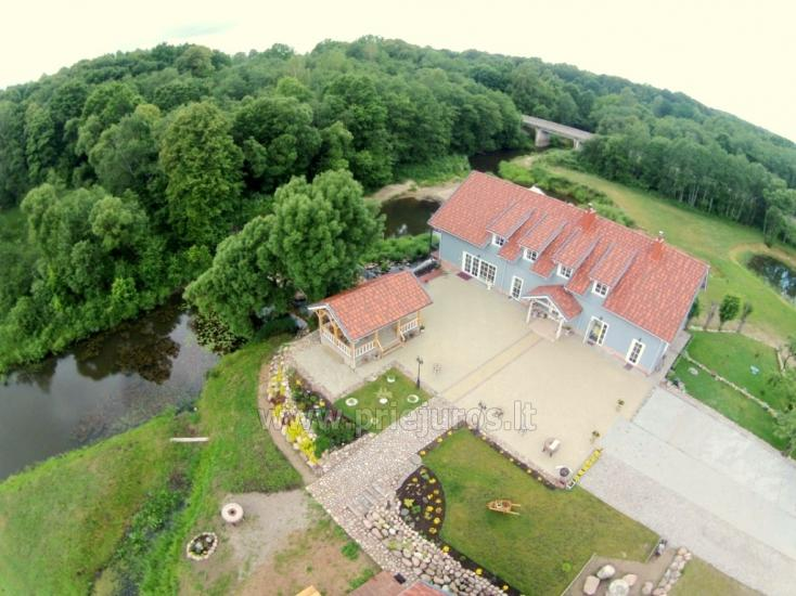 Homestead with banquet hall near Klaipeda - 1