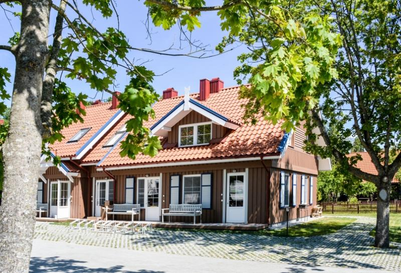 Holiday home in Preila in Curonian spit in Lithuania Preilos Vetra 2