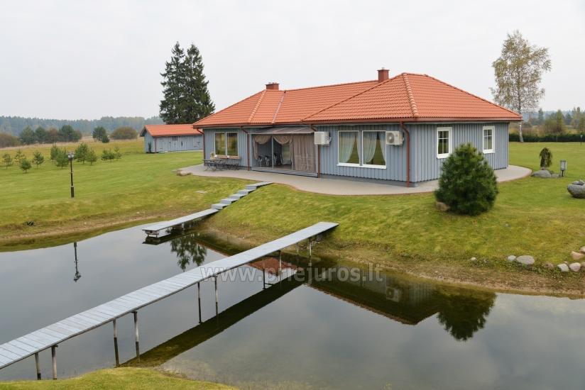 Villa in Skuodas district Gervių gūžta - 23