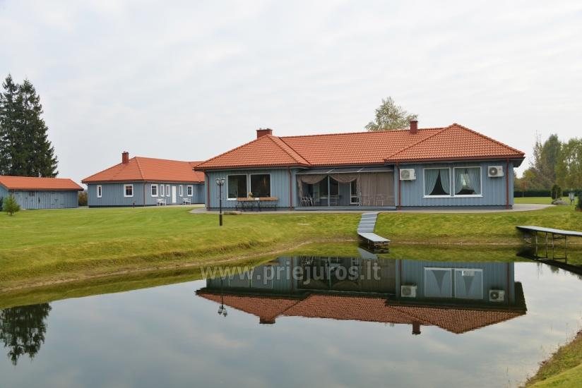 Villa in Skuodas district Gervių gūžta - 31