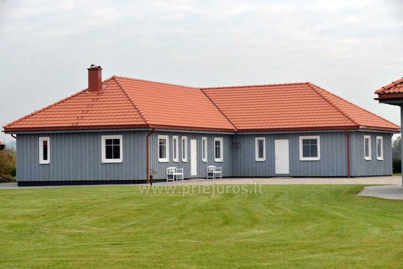 Villa in Skuodas district Gervių gūžta - 28
