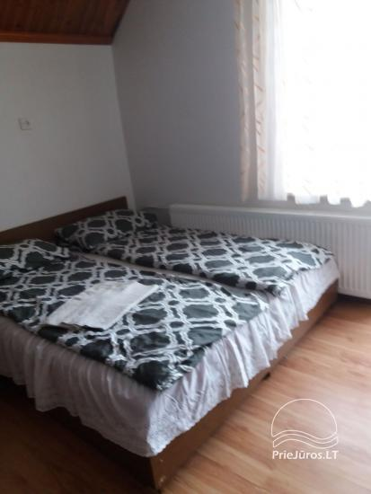 Banquet hall, sauna, rooms for rent in Ventė, near the Baltic sea - 5