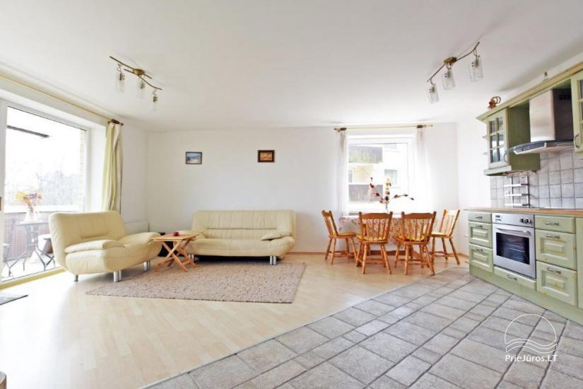 Trijų kambarių butas Juodkrantėje su vaizdu į marias - 3