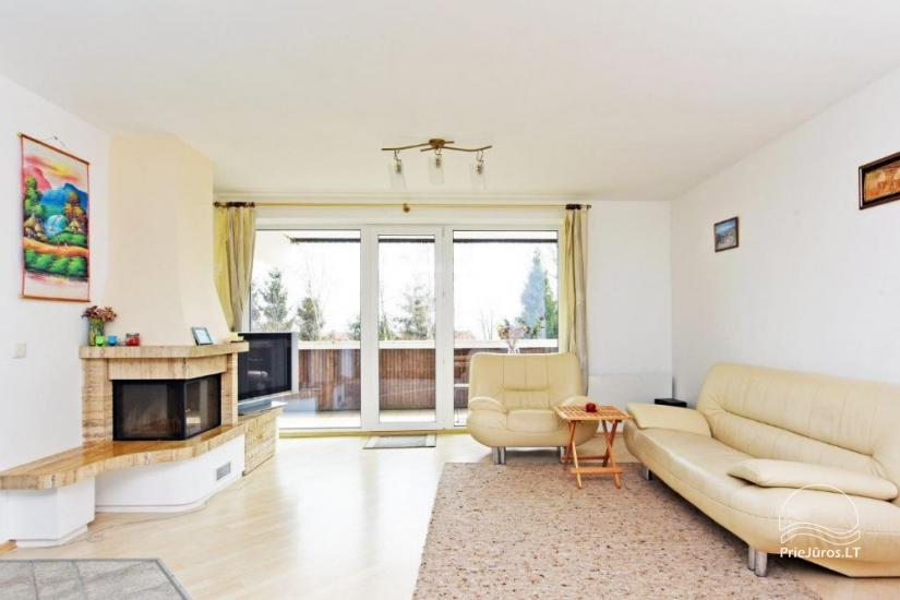 Three rooms apartment with view of the lagoon in Curonian Spit,Lithuania - 6