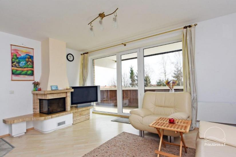Trijų kambarių butas Juodkrantėje su vaizdu į marias - 7