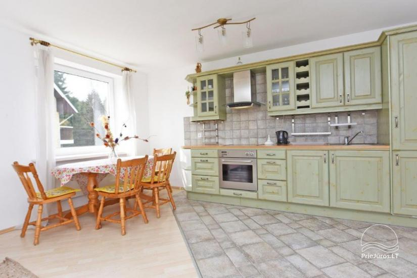 Three rooms apartment with view of the lagoon in Curonian Spit,Lithuania - 10