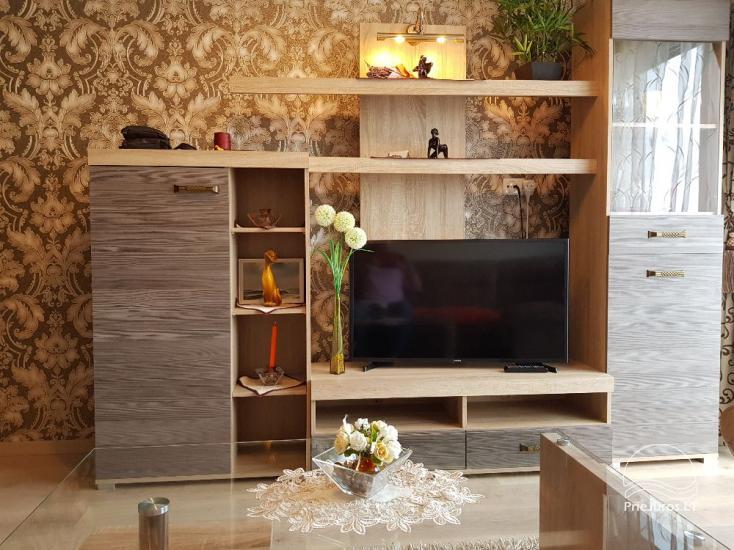 Šeimos Apartamentai Namų Jaukumas - 5