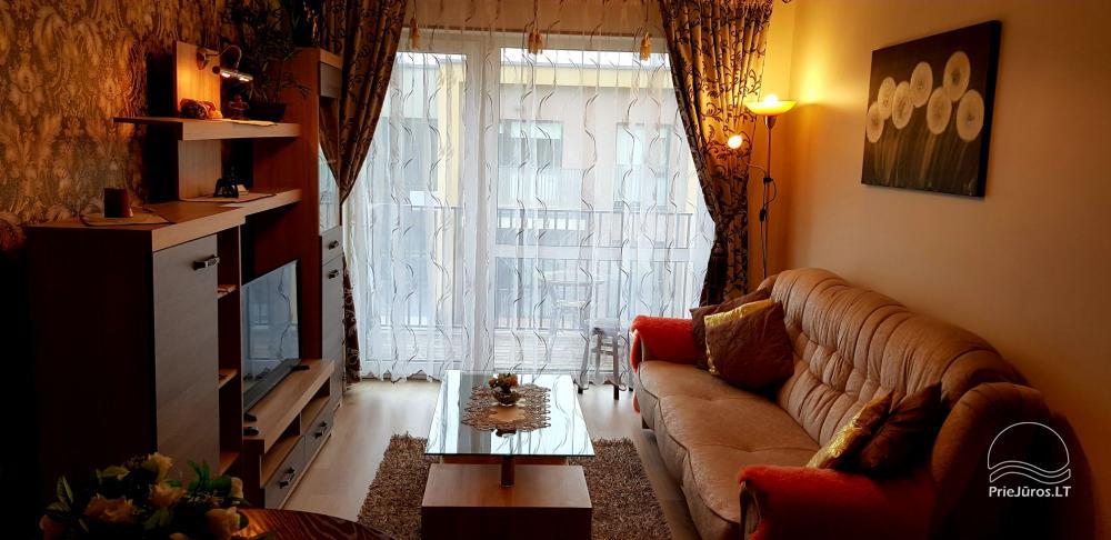 Komfortablie 2-istabu dzīvokļi atpūtai - 4