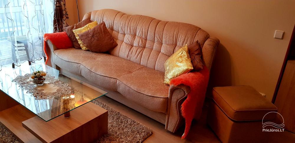 Komfortablie 2-istabu dzīvokļi atpūtai - 6