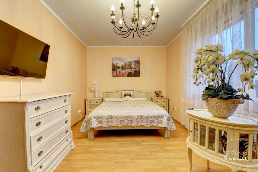 Apartments for rent in private house in Palanga. Separate yard, grill - 1