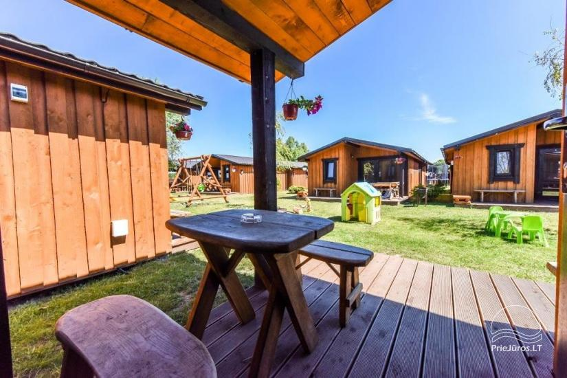 Holiday houses DoVila for Your rest in Sventoji - 14